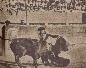 Juan de la Cruz, diestro mexicano de mediados de los cincuenta del siglo XX,