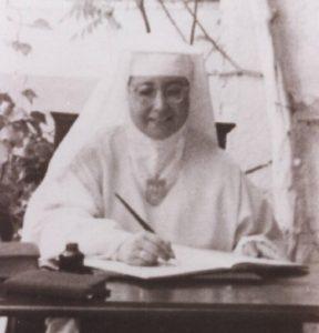 Rosario del Espíritu Santo, fundadora de la Orden y de la Casa en Cáceres