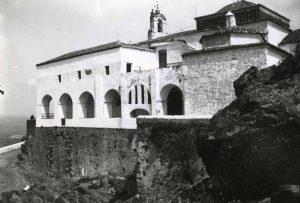Santuario de la Virgen de la Montaña, 1930