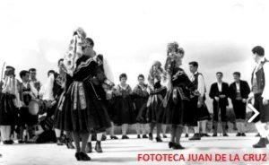 """1961: Interpretando """"El Perantón"""""""