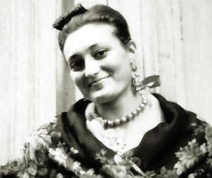Ana Mary Sevilla. 1973
