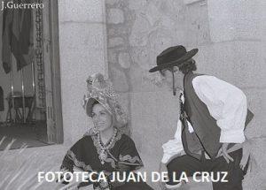 Adolfo Romero, Fito, y Toñi Camacho