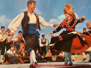 Pepi Suárez y Daniel, una gran pareja de baile.