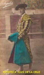 Angelete en 1915