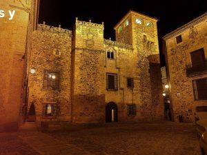 Fotografía del Portal Oficial de Turismo de Cáceres.