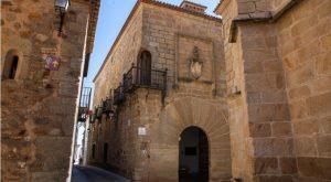 Palacio de Carvajal.