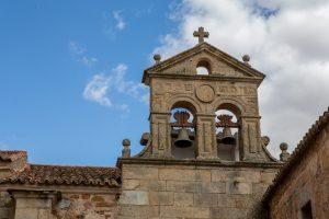 Campanario del Convento de San Pablo.